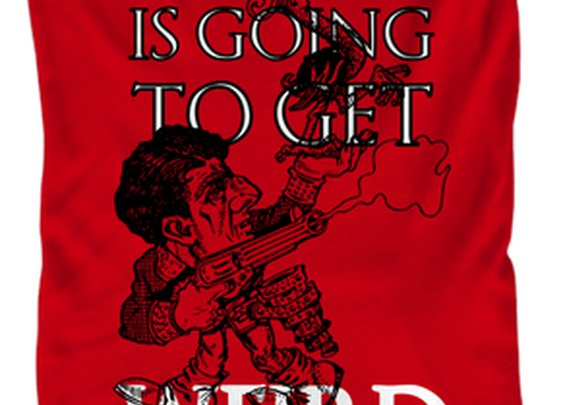 Cowboy: Today Is Going To Get Weird - TODAY IS GOING TO GET WEIRD Tank Top from Getting Weird   Teespring