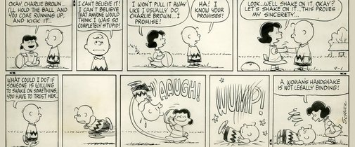 Writing About Charlie Brown Feels Like Writing About Myself | Literary  Hub