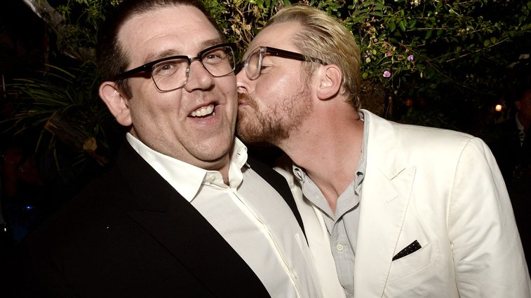 Simon Pegg and Nick Frost go back to school for new movie Slaughterhouse Rulez