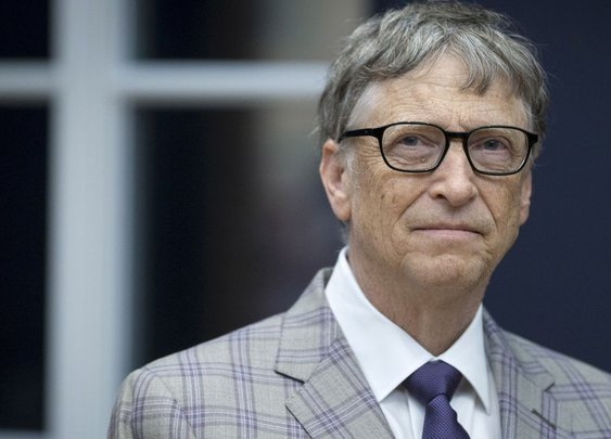 Bill Gates tweeted some great advice for new grads