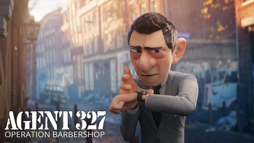 Agent 327: Operation Barbershop