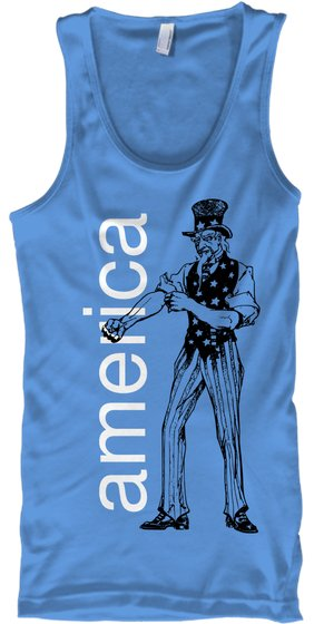 Uncle Sam's America - america Tank Top from Getting Weird | Teespring