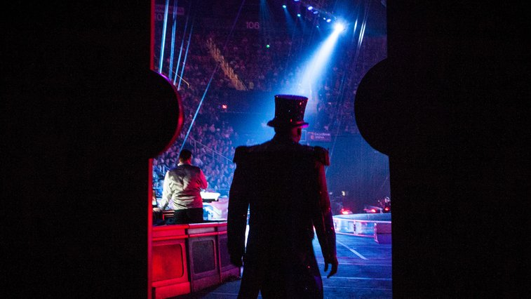 From The Big Top Into The Big World: A Ringling Ringmaster's Final Bow
