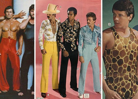 40 Cringeworthy Men's Fashion Ads From the 70s