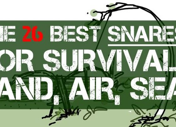 The 26 Best Snares for Survival: Land, Air, Sea | Survival Sullivan