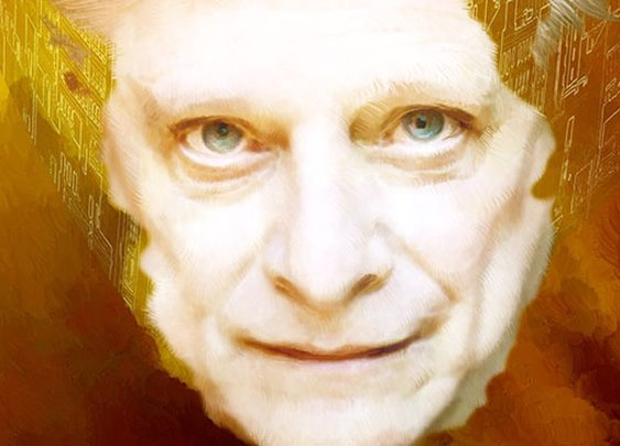Harlan Ellison: He's Not Dead Yet, and He's Not Done Either