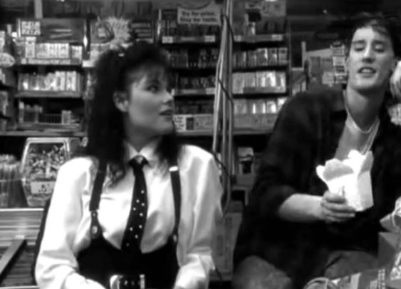 R.I.P. Lisa Spoonauer, Caitlin Bree from Clerks
