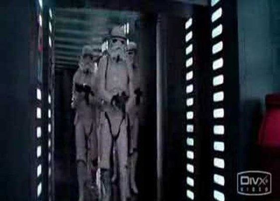 Stormtrooper Bonks Head in the Original Star Wars