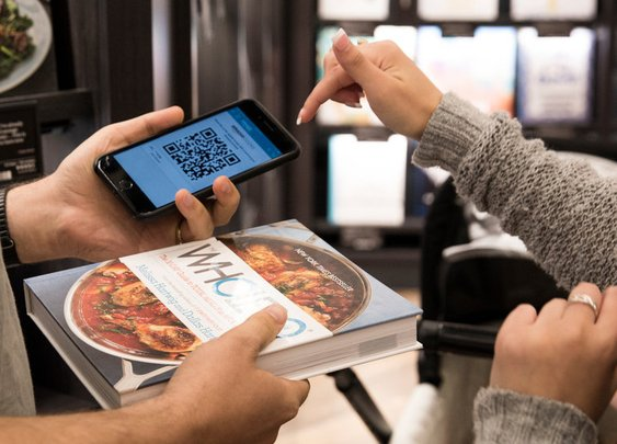 At Amazon's Bookstore, No Coffee but All the Data You Can Drink