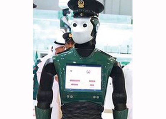 First robot cop to join Dubai Police by May, official says