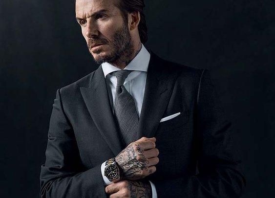 David Beckham scores new role as face of Tudor