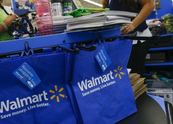 Wal-Mart Pays Employees to Deliver Packages on Their Way Home
