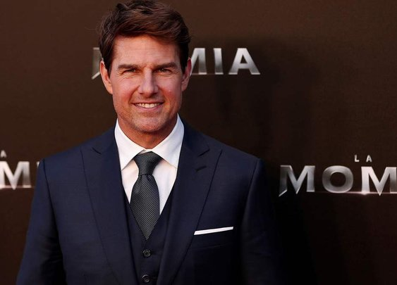 Tom Cruise says the Top Gun sequel will be named after his character