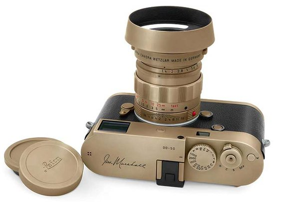 Leica M 246 Jim Marshall Edition Monochrom with 50 Summilux