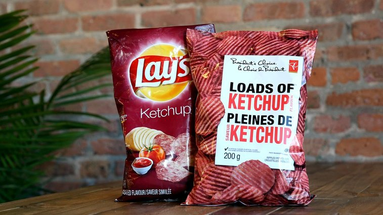 What Canadians understand about ketchup chips that Americans don't · For Our Consideration · The A.V. Club