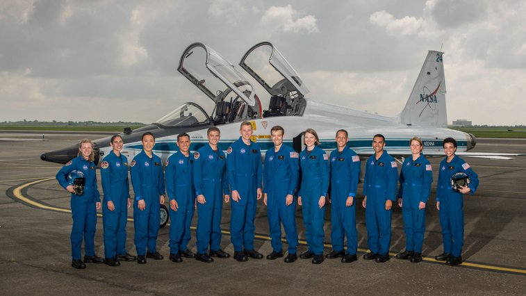 Meet America's New Astronauts
