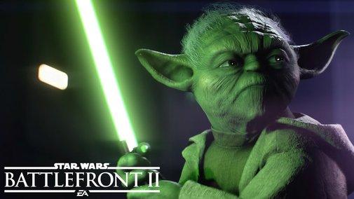 Star Wars Battlefront 2: Official Gameplay Trailer