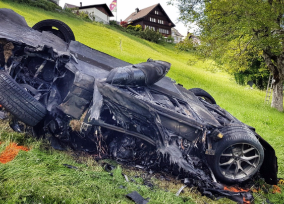 Richard Hammond Not Seriously Injured in Horrific Electric Supercar Crash