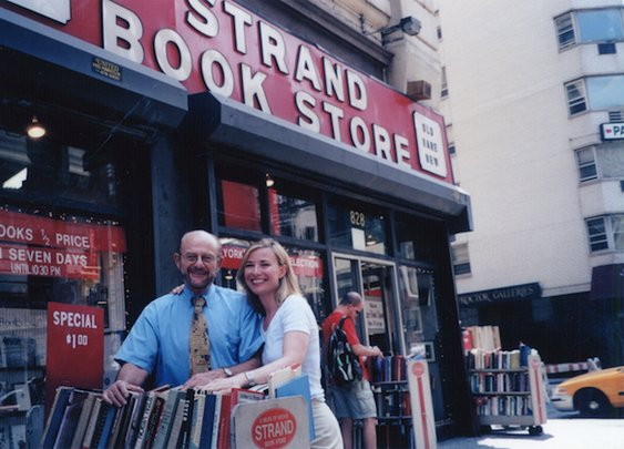 A Brief History Of The Strand, As The Legendary Bookstore Turns 90: Gothamist