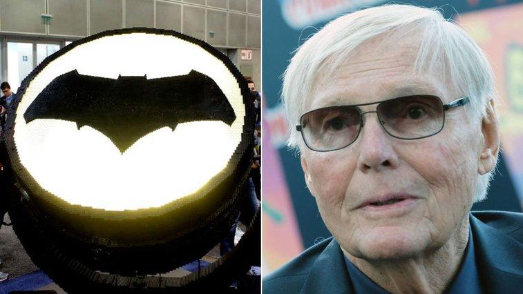 Bat-Signal to shine in honour of Batman star Adam West