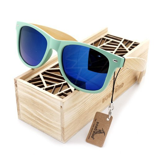 Bamboo Sunglasses – Adult Swim Time