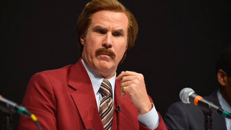 The original draft of Anchorman had a lot more murderous apes