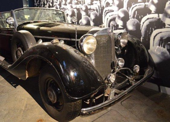 The Devil's Mercedes