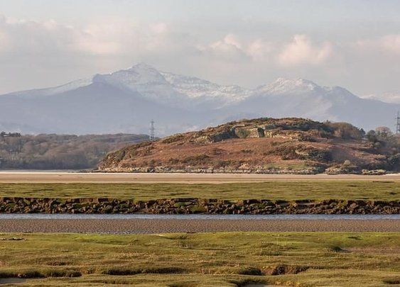 Rent a Welsh island for $640/month