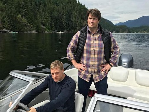 Three Firefly Cast Members Toy With Our Emotions On A Boat In Canada