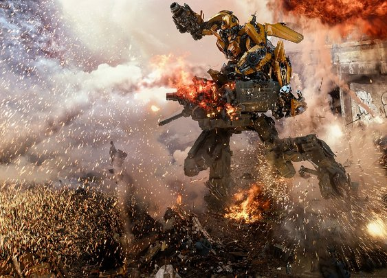 A Fantastic Transformers Movie Review