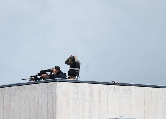 Canadian Sniper: Confirmed Kill More Than 2 Miles Away - Shatters Record