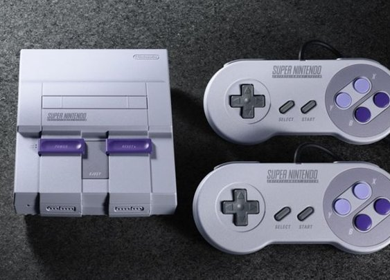 Nintendo Announces SNES Classic, Which Comes With 21 Stellar Games