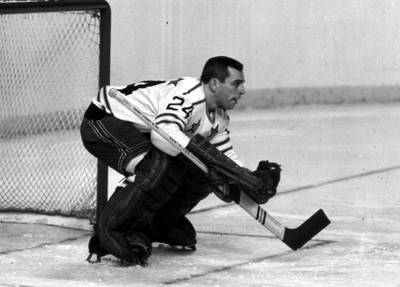 The Almost Unbearable Greatness of Hockey's Unsung Hero | The Huddle | OZY