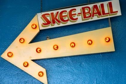 The Hole Story: A History of Skee-Ball | Mental Floss