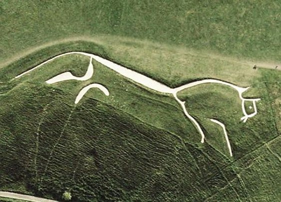 Against All Odds, England's Massive Chalk Horse Has Survived 3,000 Years