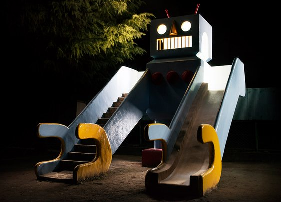 The Strangely Underrated Artistry of Japanese Playgrounds