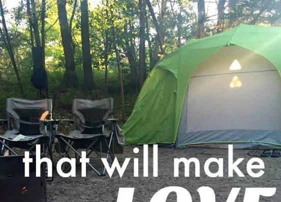 Camping Tips, Tricks, and Hacks (All my favorites) - The Creek Line House