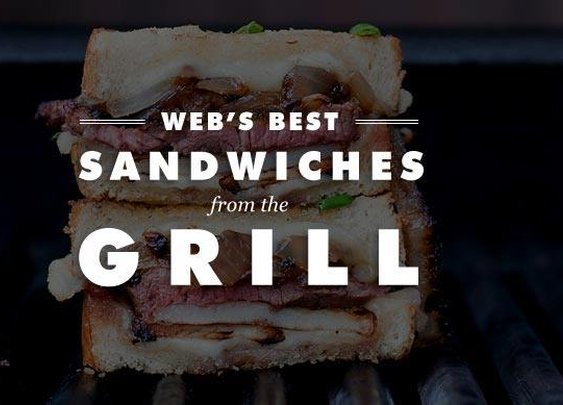 Best Grilled Sandwich Recipes