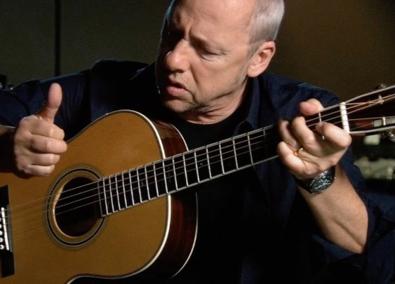 The Legendary Mark Knopfler of Dire Straits Gives a Guided Musical Tour of His Guitar Collection