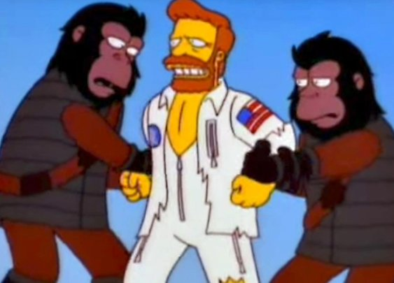 The Simpsons' Planet of the Apes Musical: An Oral History