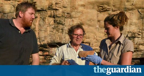 Australian dig finds evidence of Aboriginal habitation up to 80,000 years ago