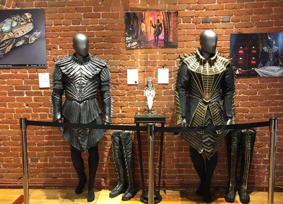 Star Trek Star Trek: Discovery Gallery Opens at Comic-Con