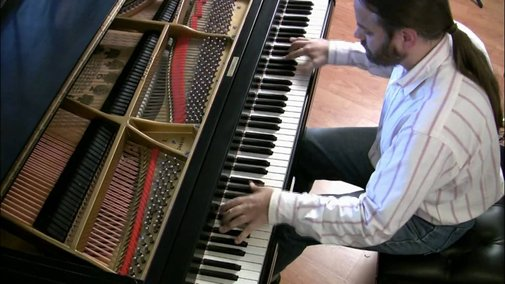 PUTTIN' ON THE RITZ by Irving Berlin (arr. Hall) - YouTube