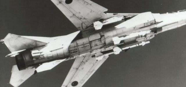 The KGB Shipped a Sidewinder Missile by Mail to Moscow | War Is Boring