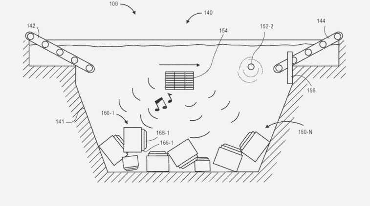 Amazon's Latest Bonkers Patent Is For Underwater Warehouses