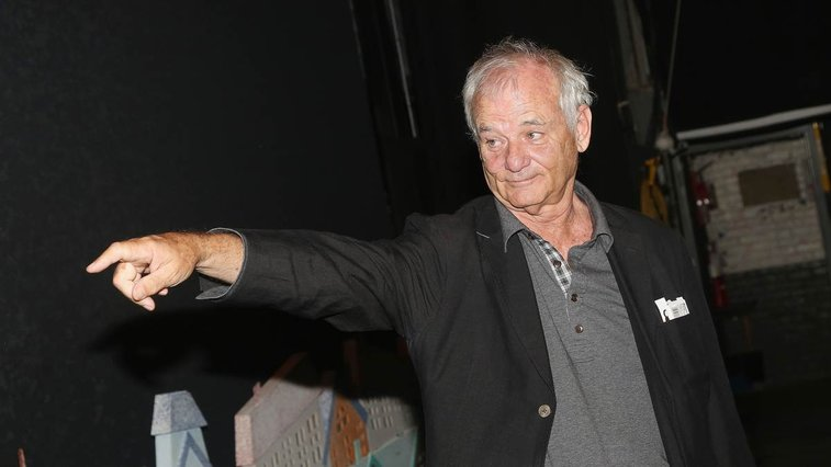 Bill Murray repeats himself, goes to see Groundhog Day for a second day in a row