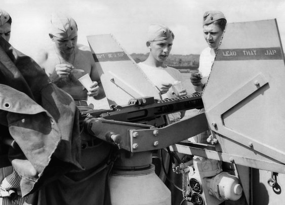 How Ice Cream Helped the U.S. Military at War