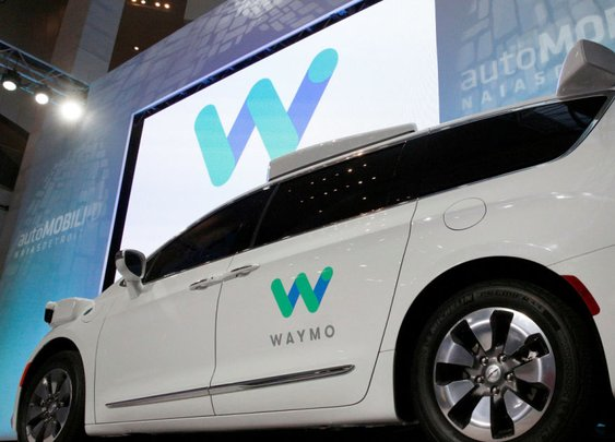 Waymo patents cars that soften to safeguard pedestrians