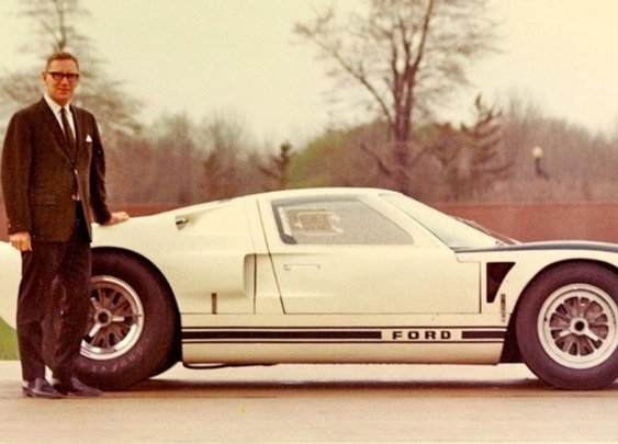 You Have No Idea How Much the Father of the GT40 Changed the Auto Industry