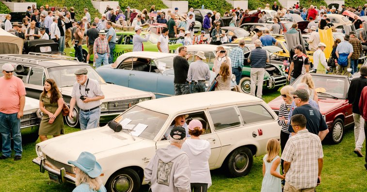 The Concours d'Lemons Is America's Crappiest Car Show